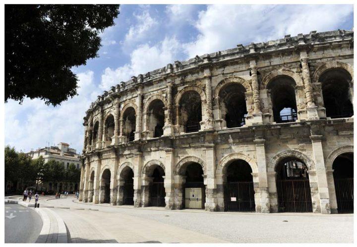 Les Arènes de Nîmes © Didier Raux 2
