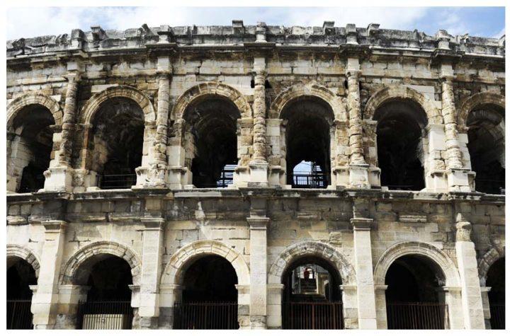 Les Arènes de Nîmes © Didier Raux 3