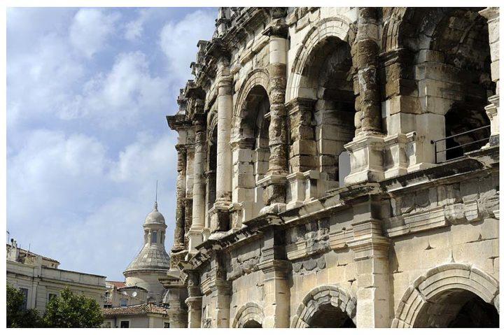 Les Arènes de Nîmes © Didier Raux 4