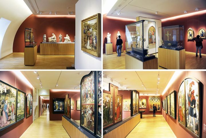 Musée des Beaux Arts de Dijon © Didier Raux 9A