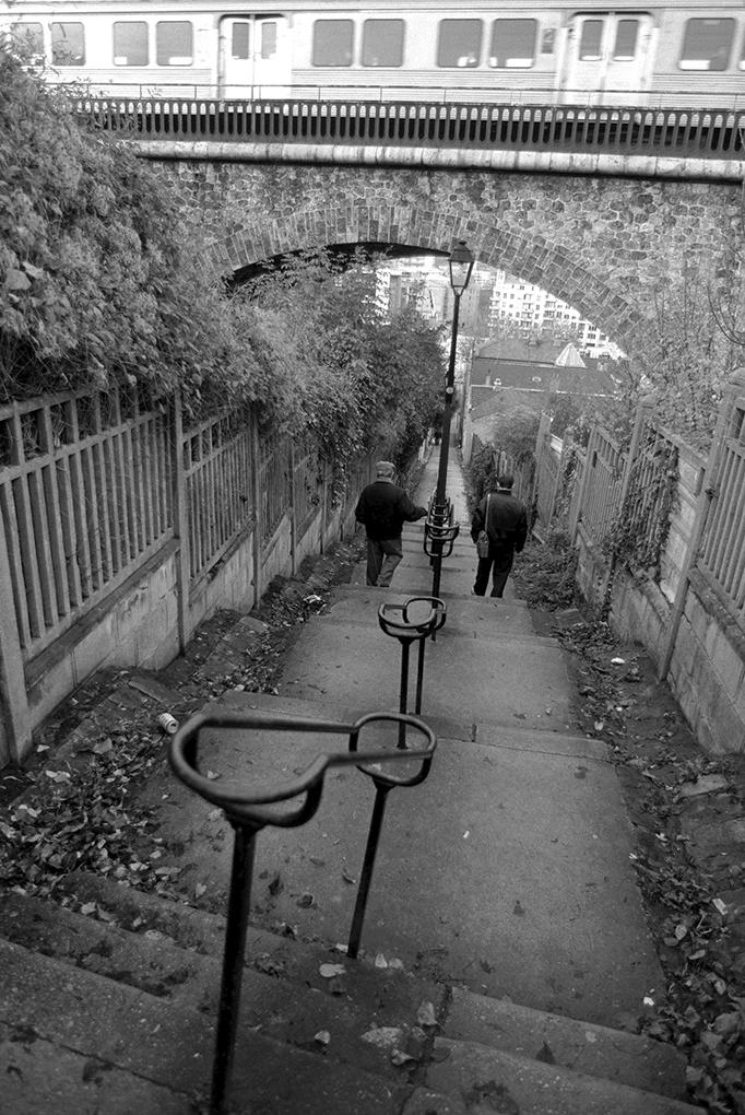 Escalier Issy © Didier Raux 21