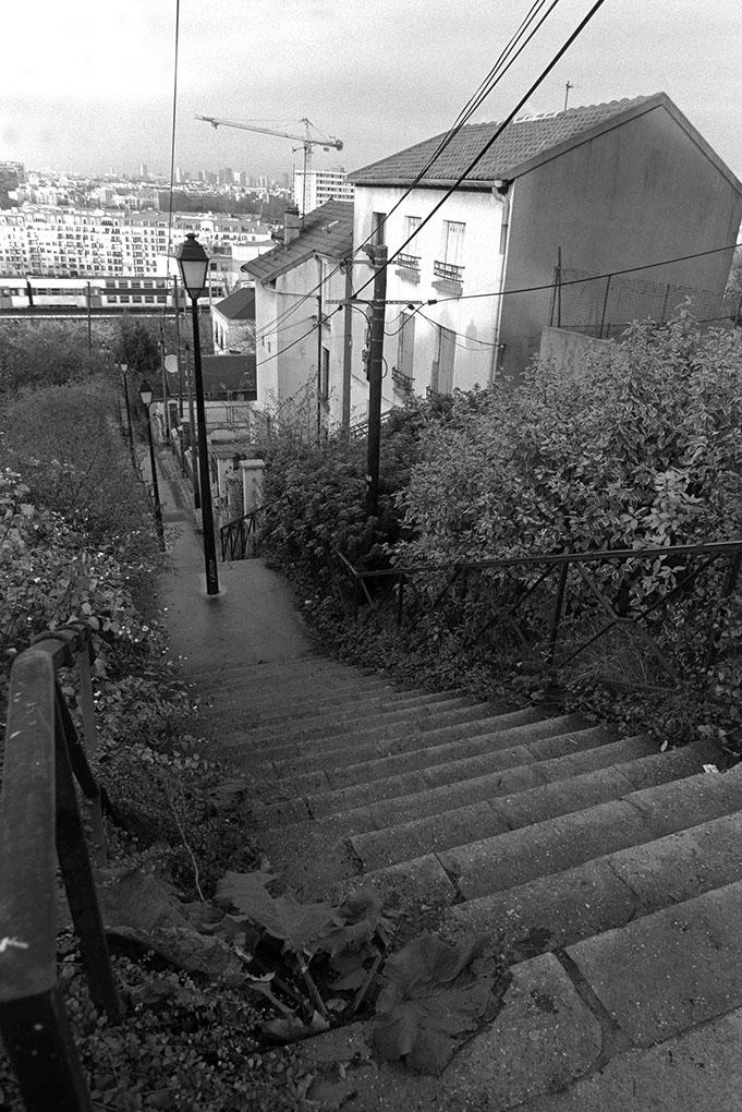 Escalier Issy © Didier Raux 22