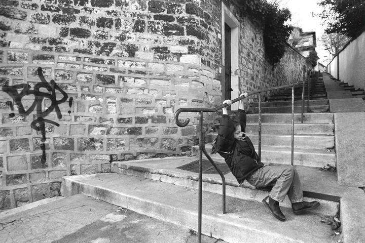 Escalier Sèvres © Didier Raux 1