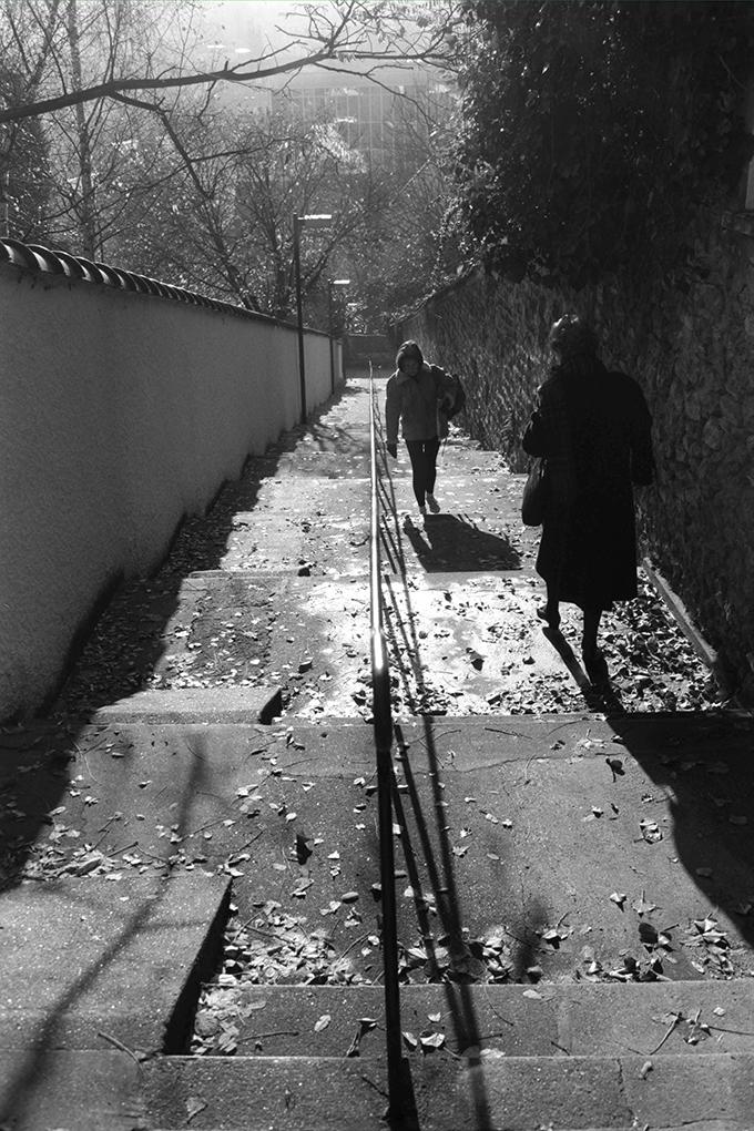 Escalier Sèvres © Didier Raux 4