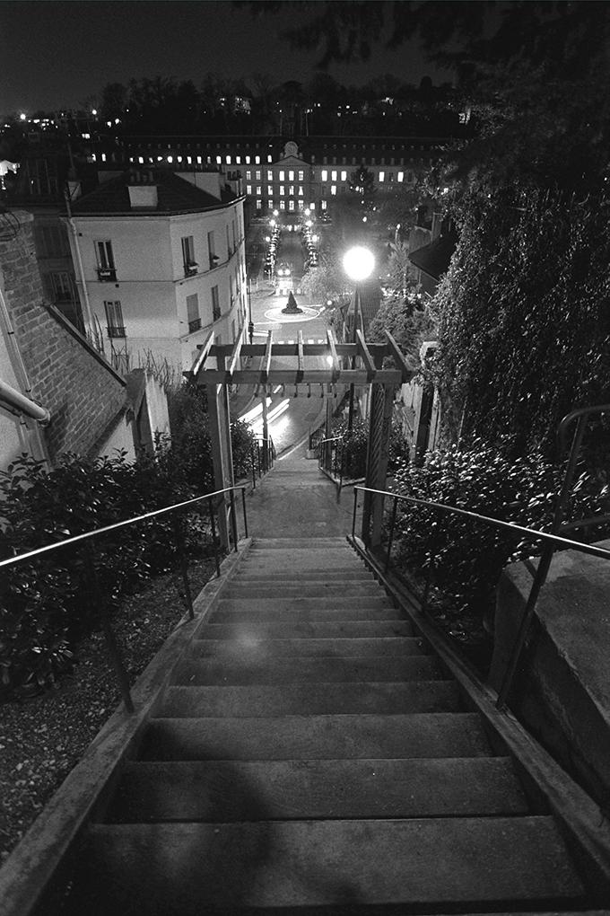 Escalier Sèvres © Didier Raux 8