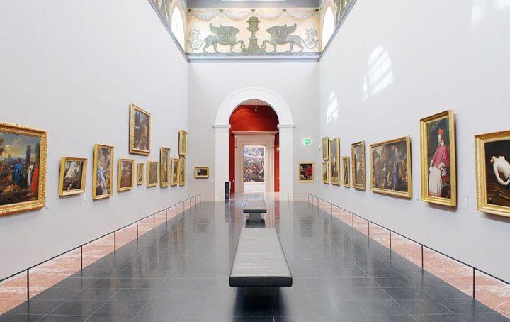 Musée Fabre Montpellier © D Raux 2