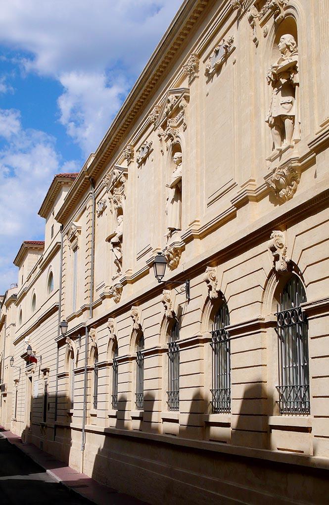 Musée Fabre Montpellier © Didier Raux 25