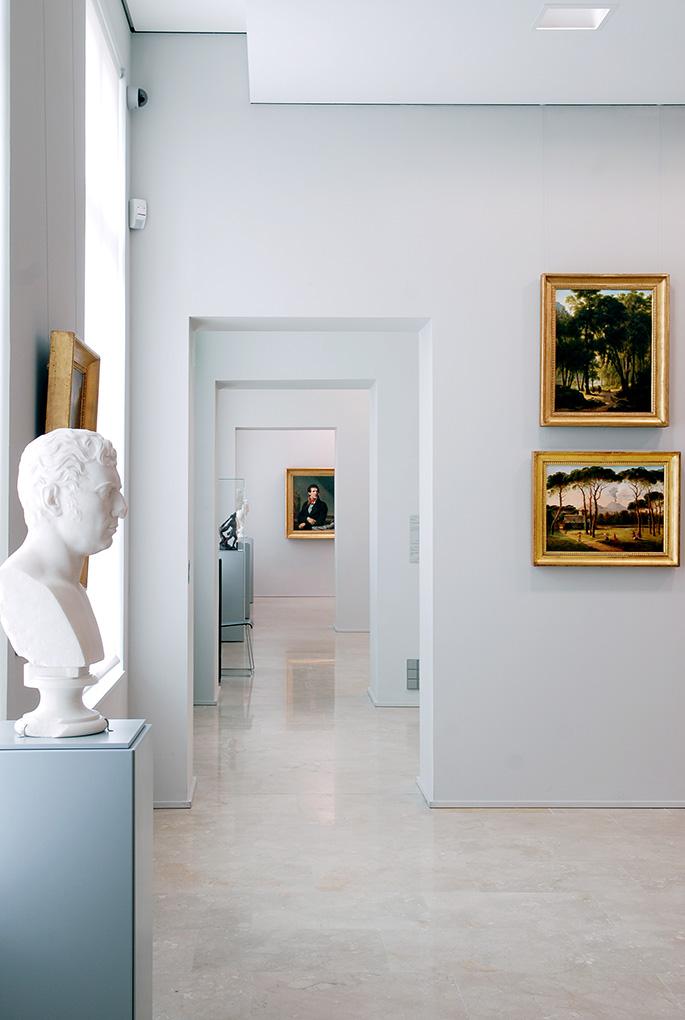 Musée Fabre Montpellier © Didier Raux 9