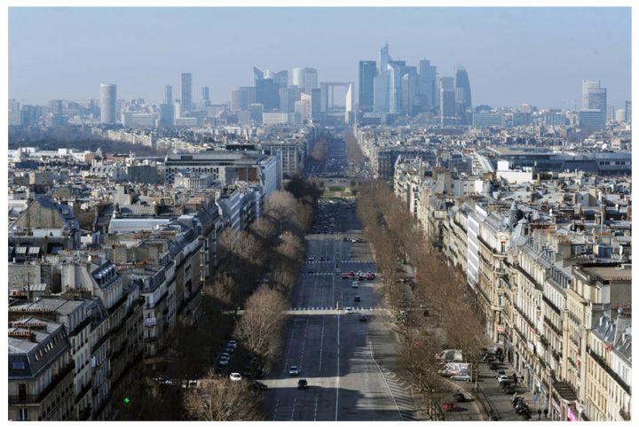 Paris vu d'en haut© D.Raux 1