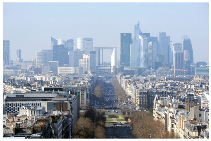Paris vu d'en haut© D.Raux 2