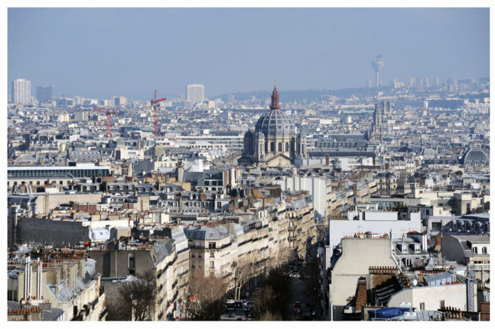 Paris vu d'en haut© D.Raux 6