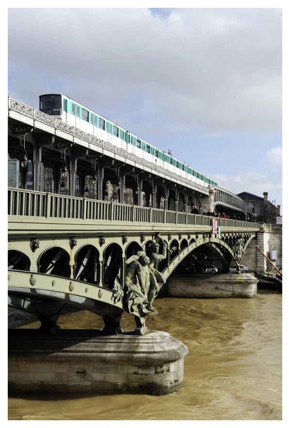 Statue de la Liberté Paris © Dider Raux 3A