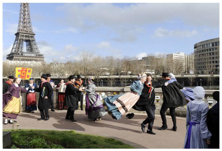 Statue de la Liberté Paris © Dider Raux 4A