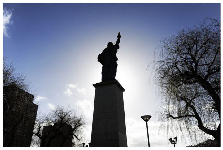 Statue de la Liberté Paris © Dider Raux 5