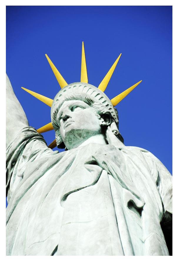 Statue de la Liberté Paris © Dider Raux 7