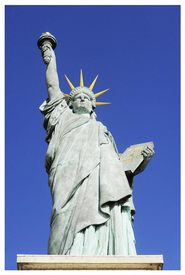 Statue de la Liberté Paris © Dider Raux 8