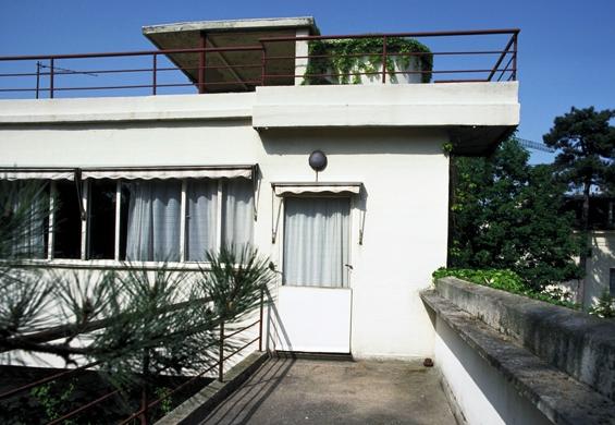Le Corbusier à Boulogne (92) © Photos Didier Raux
