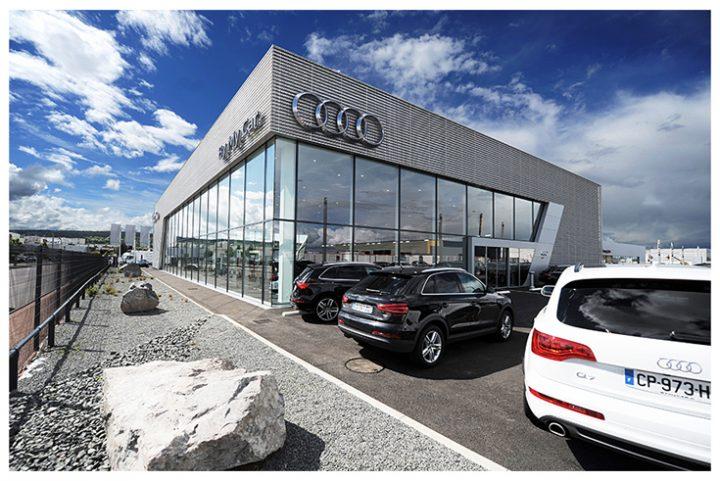 Audi Chenôve 2