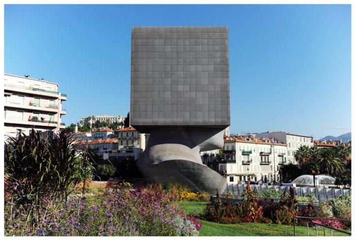 Bibliothèque Louis Nucera Nice © D Raux 1