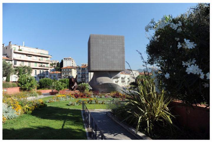 Bibliothèque Louis Nucera Nice © D Raux 10
