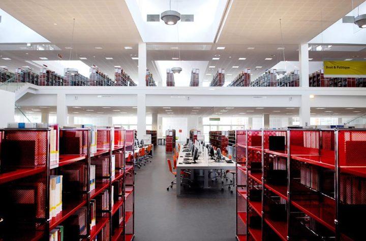 Bibliothèque Reims © Didier Raux 4