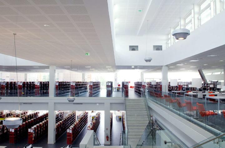 Bibliothèque Reims © Didier Raux 8