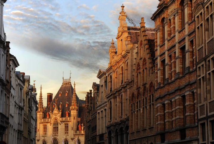 Centre historique de Bruges © D.Raux