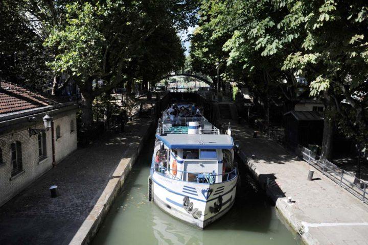 CANAL SAINT-MARTIN © Didier Raux 11