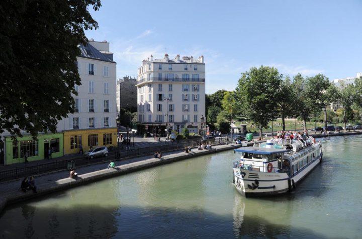 CANAL SAINT-MARTIN © Didier Raux 14