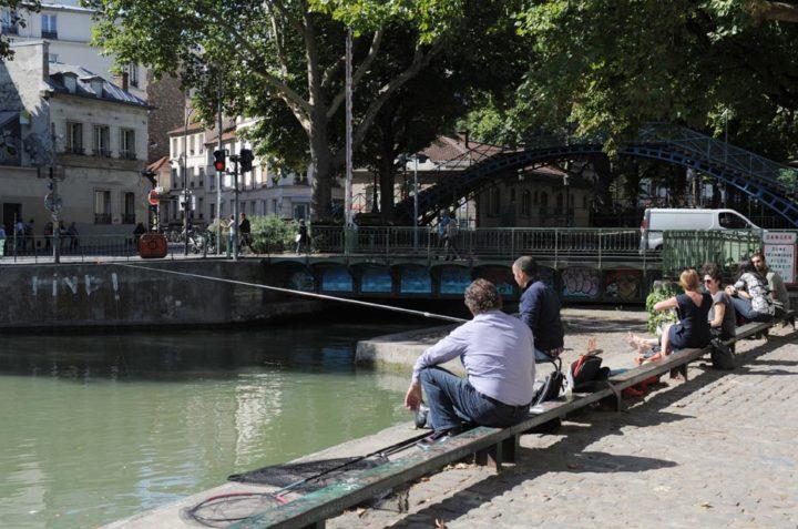 CANAL SAINT-MARTIN © Didier Raux 19