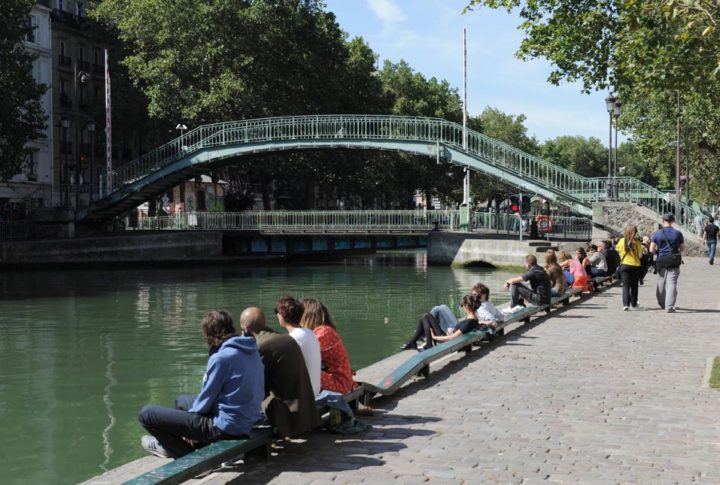 CANAL SAINT-MARTIN © Didier Raux 21