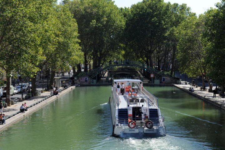 CANAL SAINT-MARTIN © Didier Raux 25