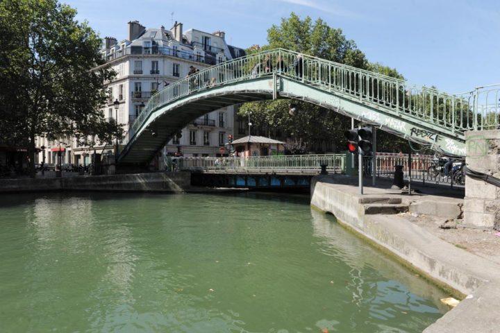 CANAL SAINT-MARTIN © Didier Raux 34