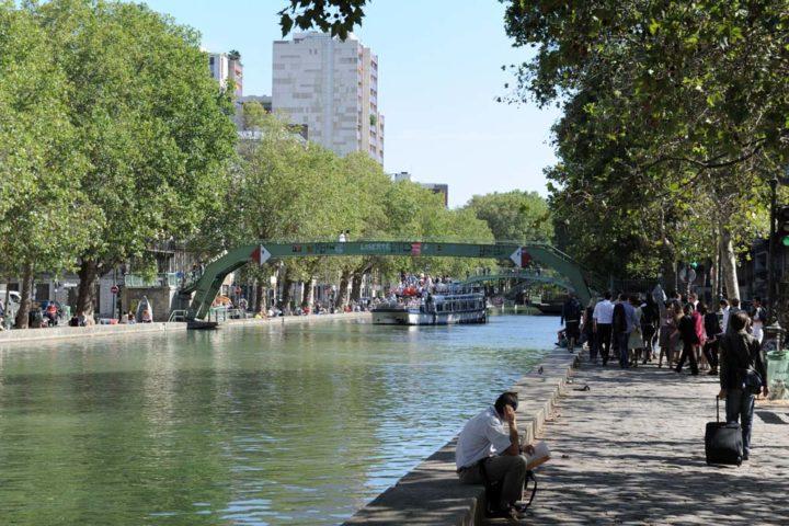 CANAL SAINT-MARTIN © Didier Raux 4