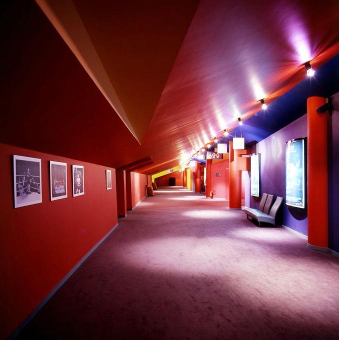 Cinéma Gaumont Aquaboulevard © Photo D.Raux