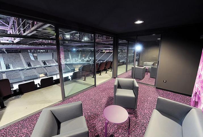 L'Arena de Montpellier, le nouveau Bercy ! © Photo D.Raux