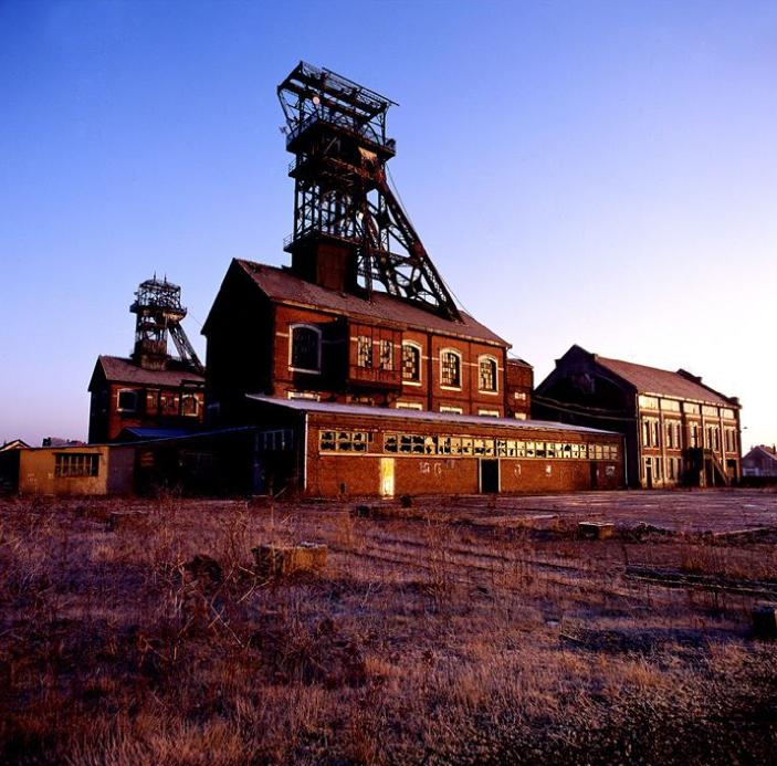 Le bassin minier au patrimoine mondial de l'Unesco. Photo D.Raux