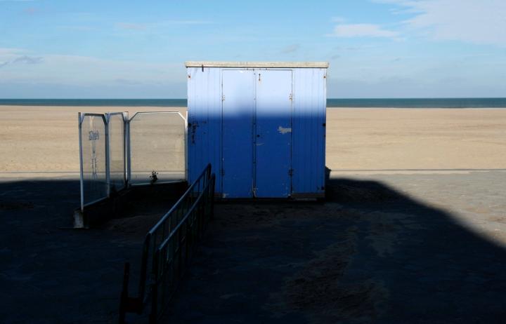 La digue de Malo-les-Bains  est à la plage de Dunkerque ce que « les planches » sont à Trouville .© Didier Raux