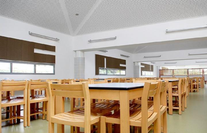 Restaurant scolaire municipal de Montbert © Photo D.Raux