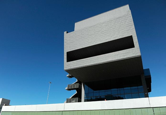 Musée du Design de Barcelone. © Photo Didier Raux
