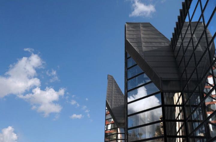 """""""57 métal"""", chef d'œuvre de l'architecture industrielle. ©Didier Raux"""