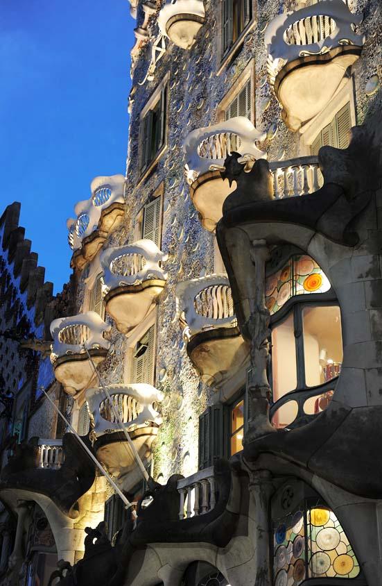 Casa Batllo Barcelone © Didier Raux 12