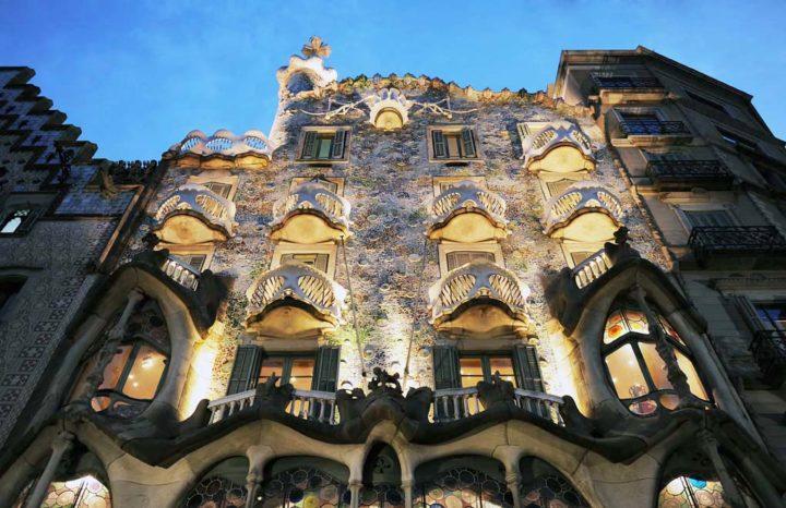 Casa Batllo Barcelone © Didier Raux 48