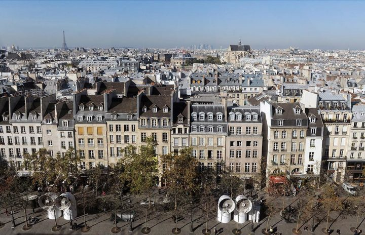 Centre Pompidou Paris © Didier Raux 11