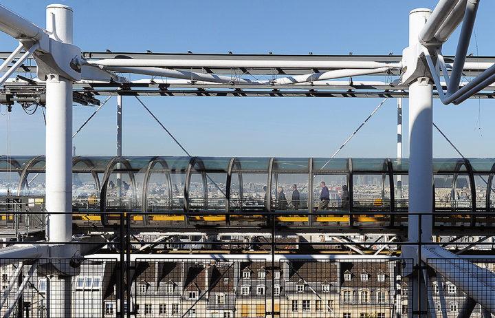 Centre Pompidou Paris © Didier Raux 12