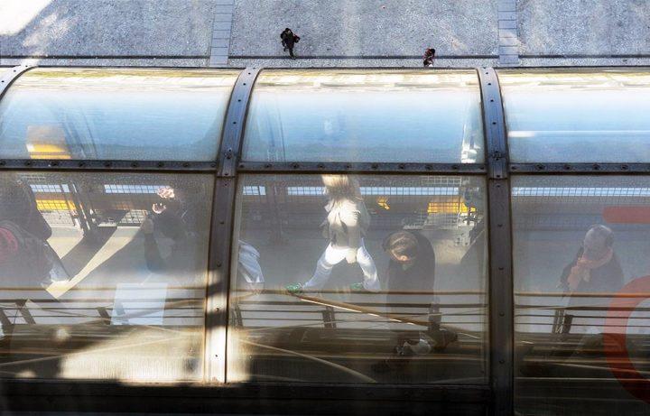 Centre Pompidou Paris © Didier Raux 13