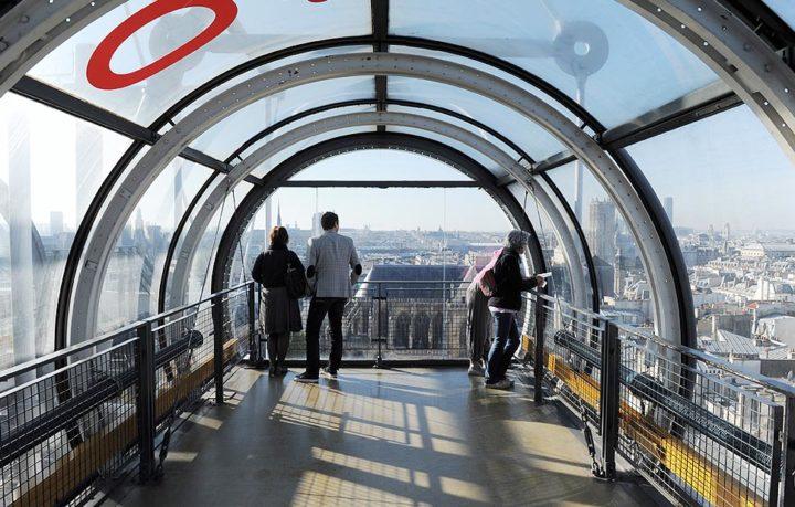Centre Pompidou Paris © Didier Raux 15