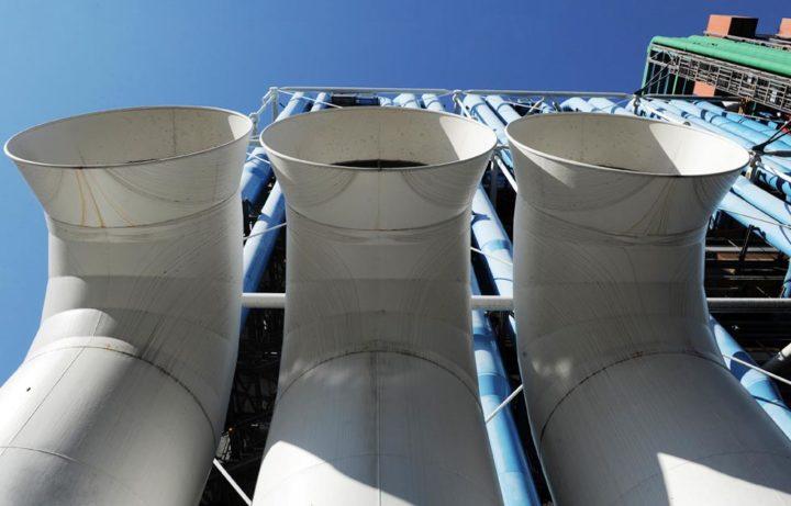 Centre Pompidou Paris © Didier Raux 2