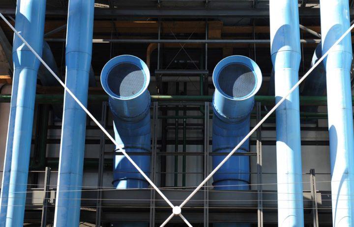 Centre Pompidou Paris © Didier Raux 5