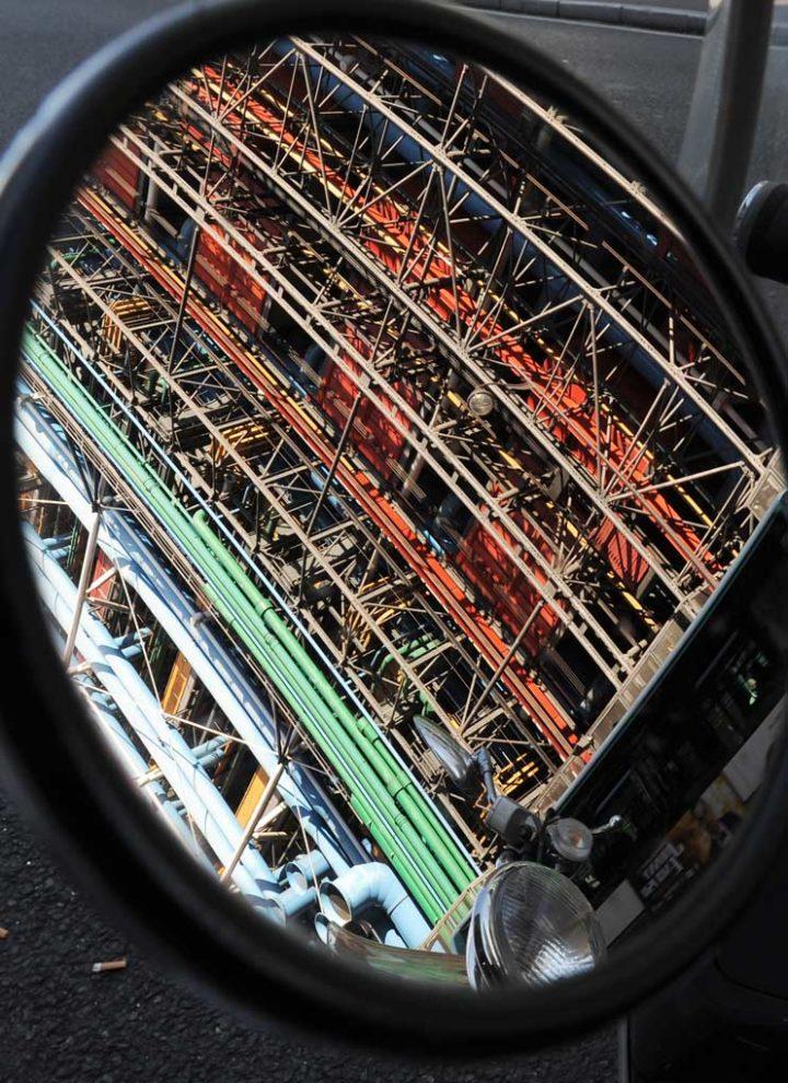 Centre Pompidou Paris © Didier Raux 50